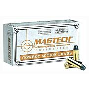 MAGTECH AMMO COWBOY .45LC 200GR. LEAD FLAT POINT 50-PACK