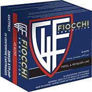 FIOCCHI AMMO .45ACP 200GR. XTP-HP 25-PACK