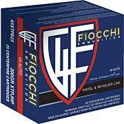 FIOCCHI AMMO .45ACP 200GR. XTP-HP 25-PACK