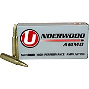UNDERWOOD AMMO .22-250 REM. 38GR. CONTROLLED CHAOS 20-PACK