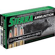 SIERRA AMMO .300 AAC 125GR TGK GAMECHANGER 20-PACK