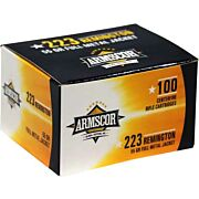 ARMSCOR AMMO .223 55GR. FMJ VALUE PACK 100 ROUND PACK