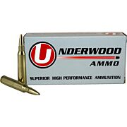 UNDERWOOD AMMO 7MM REM. MAG. 142GR. CONTROLLED CHAOS 20-PK
