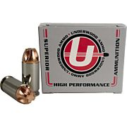 UNDERWOOD AMMO 9MM MAKAROV 9X18MM XRTREME DEFENDER 20-PK