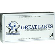 GREAT LAKES AMMO RMFG .380ACP 100GR. FMJ 50-PACK