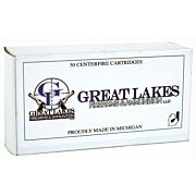 GREAT LAKES AMMO RMFG .38 SPECIAL 158GR. LEAD SWC 50-PK