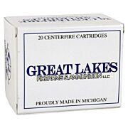 GREAT LAKES AMMO .44 REM. MAG. 180GR. HORNADY XTP 20-PACK