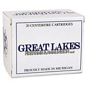 GREAT LAKES AMMO .500S&W MAG. 350GR. HORNADY XTP 20-PK