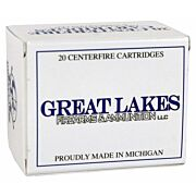 GREAT LAKES AMMO 10MM AUTO 180GR. HORNADY XTP 20-PACK