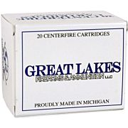 GREAT LAKES AMMO .44 REM. MAG. 240GR. HORNADY XTP 20-PACK