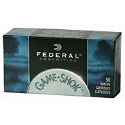 FED AMMO .22LR 1260FPS. 38GR. COPPER PLATED HP 50-PACK