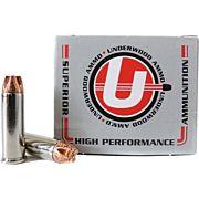 UNDERWOOD AMMO .38SPL +P 100GR XTREME DEFENDER 20-PACK