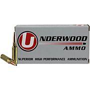 UNDERWOOD AMMO 6.5 CREEDMOOR 140GR. HPBT 20-PACK
