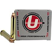 UNDERWOOD AMMO .45-70 GOVT.+P 325GR. XTREME HUNTER 20-PACK