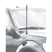 ARROW ANTENNA FULLY FUNCTIONAL OEM REPLACEMENT ONE SIZE CAMO