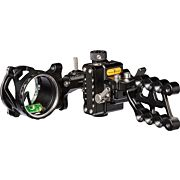 TROPHY RIDGE BOW SIGHT REACT ALPHA 1-PIN .019 RH BLACK
