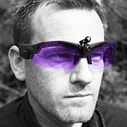 AIMCAM REPLACEMENT LENS PURPLE ANTI-GLARE
