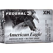 FED AMMO AE TACTICAL .223 REM. 55GR. FMJ-BT 20-PACK