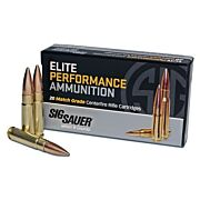 SIG AMMO .300 AAC BLACK-OUT 220GR. OPEN TIP MATCH 20-PACK