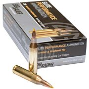 SIG AMMO .300 WIN. MAG. 165GR. ELITE TIPPED HUNTING 20-PACK