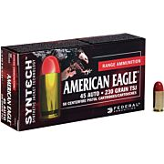 FED AMMO AE .45ACP 230GR. TOTAL SYNTHETIC JACKET 50-PK