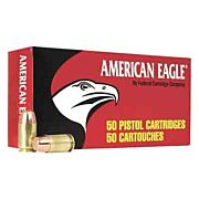 FED AMMO AE 9MM LUGER 115GR. FMJ 50-PACK