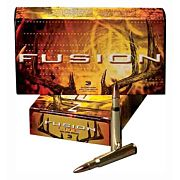 FED AMMO FUSION 6.5X55 SWEDISH MAUSER 115GR. FUSION 20-PACK