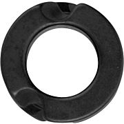"TROPHY RIDGE TRUE PEEP 1/4"" BLACK"