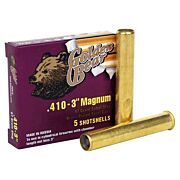 "GOLDEN BEAR .410 3"" 97 GRAIN SLUG .2217 OZ. 5-PACK"