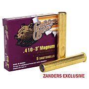 "GOLDEN BEAR .410 3"" 97 GRAIN SLUG .2217 OZ. 5-PACK"