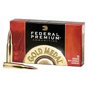 FED AMMO GOLD MEDAL .300WM 190GR. SIERRA MATCHKING 20-PK
