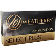 WBY AMMO .224 WEATHERBY MAGNUM 55GR. HORNADY SP 20-PACK