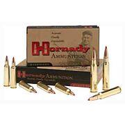 HORNADY 7MM RM 139GR SST SPF 20 PACK