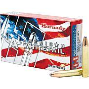HORNADY AMMO WHITETAIL .350 LEGEND 170GR. INTERLOCK 20-PK