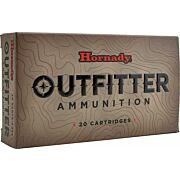 HORNADY AMMO OUTFITTER .338WM 225GR. GMX 20-PACK
