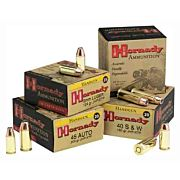 HORNADY AMMO .38 SPECIAL 158GR. XTP 25-PACK