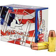 HORNADY AMMO AMERICAN GUNNER .45ACP 185GR. XTP 20-PACK