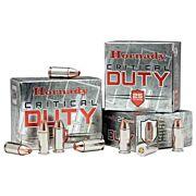 HORNADY AMMO CRITICAL DUTY .45ACP+P 220GR. FLEXLOCK 20-PK