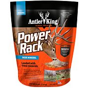 ANTLER KING POWER RACK DEER MINERAL 5# BAG
