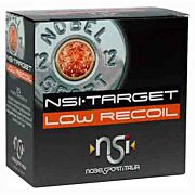 NOBELSPORT AMMO LOW RECOIL* 12GA. 1200FPS. 7/8OZ. #8 25-PK