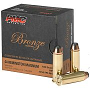 PMC AMMO .44 REMINGTON MAGNUM 180GR. JHP 25-PACK