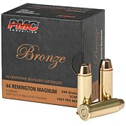 PMC AMMO .44 REMINGTON MAGNUM 240GR. TCSP 25-PACK