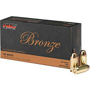 PMC AMMO .45ACP 230GR. FMJ-RN 50-PACK
