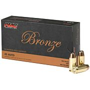 PMC AMMO .45ACP 185GR. JHP 50-PACK