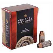 FED AMMO PREMIUM .45ACP 230GR. HYDRA-SHOK JHP 20-PACK