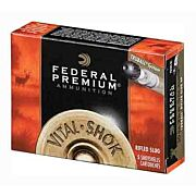 "FED AMMO PREMIUM TRUBALL SLUG 20GA 2.75"" 1600FPS. 3/4OZ. 5PK"