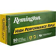 REM AMMO .22 HORNET 45GR. PSP 50-PACK