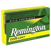 REM AMMO .30-30 WIN. 170GR. SP CORE-LOKT 20-PACK