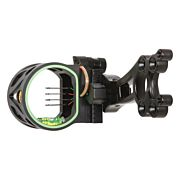 TROPHY RIDGE BOW SIGHT JOKER-4 4-PIN .019 AMBIDEXTROUS BLACK