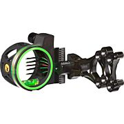 TROPHY RIDGE BOW SIGHT VOLT 5-PIN .019 AMBIDEXTROUS BLACK